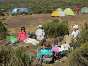 Justine_Lee_Rounding_Kilimanjaro