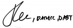 Signature JLEE